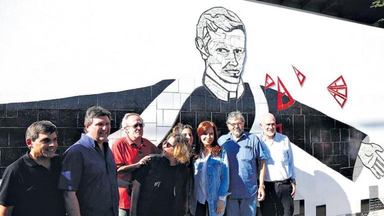 Un grupo de curas que trabajan en barrios pobres se encontró con Cristina Kirchner esta semana.