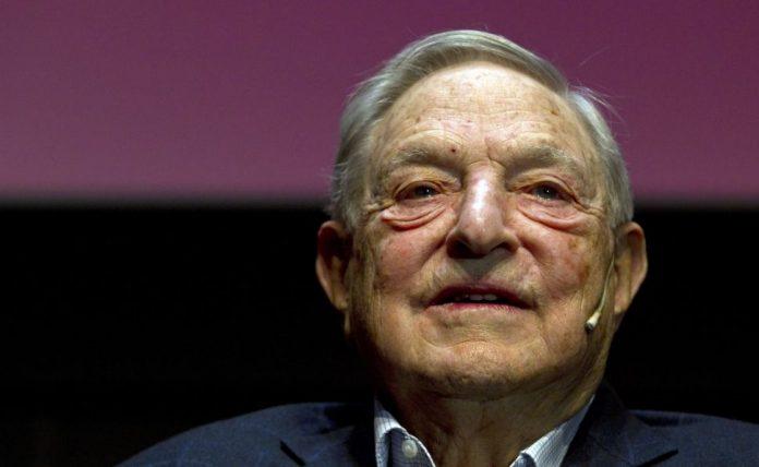 George Soros / EFE.