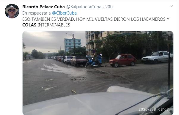 #cubaenlasredes tw