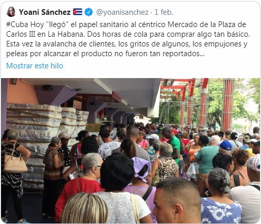 #cubaenlasredes