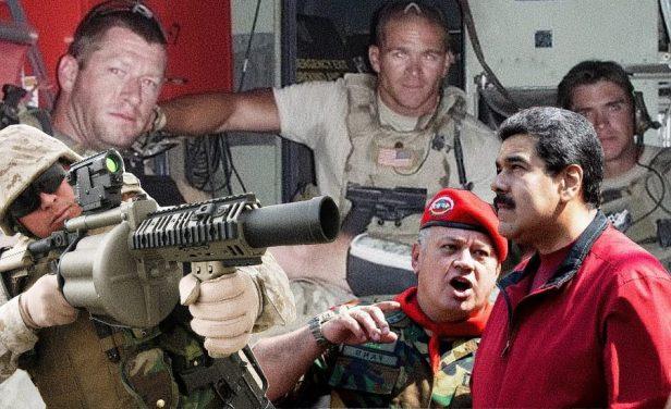 Operación Gedeón Capturar a los Narcos usando ejércitos privados cuestiona todo if revista digital revista libertaria capitalismo venezuela libertad