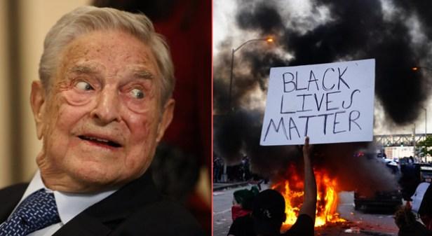 George Soros recientemente inyectó otros 220 millones en vidas negras.
