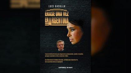 Portada del nuevo libro de Luis Gasulla