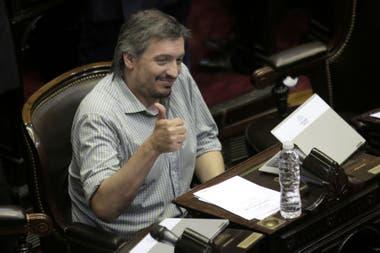 Máximo Kirchner es el referente del oficialismo que más dólares tiene, según su última declaración jurada: casi tres millones de dólares en plazos fijos
