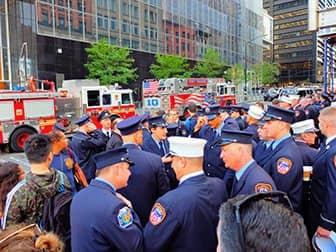 11 de Septiembre en Nueva York - Bomberos