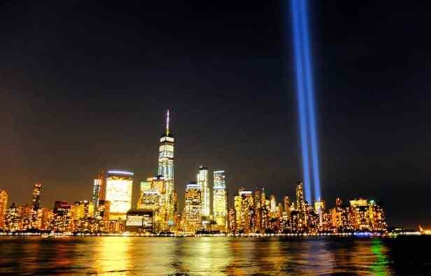 11 de Septiembre en Nueva York - Tribute in Light