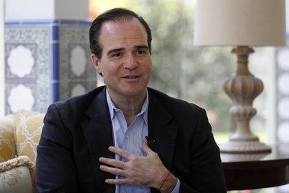 Mauricio Claver-Carone, candidato de Estados Unidos a la presidencia del Banco Interamericano de Desarrollo (BID). EFE/Paolo Aguilar/Archivo