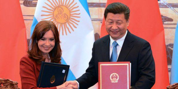 China invierte en Argentina porque quiere sus insumos estratégicos