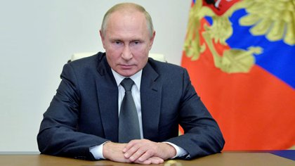 Vladimir Putin, presidente de Rusia (Sputnik/Alexei Druzhinin/Kremlin via REUTERS)
