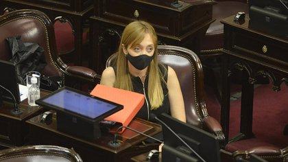 Anabel Fernández Sagasti lideró las negociaciones del Frente de Todos (Gustavo Gavotti)