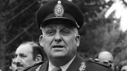 General de División Albano Harguindeguy