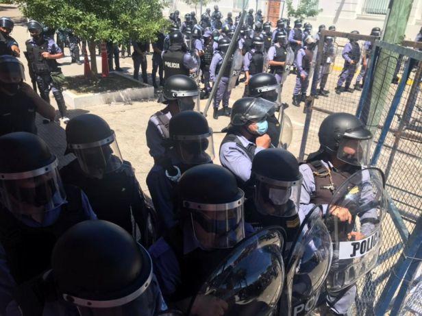Policía de Formosa