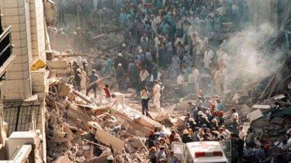 El ataque fue perpetrado por el grupo terrorista Jihad Islámica, brazo armado del Hezbollah, un partido político fundado en el Líbano, según lo probó la Corte Suprema en diciembre de 1999