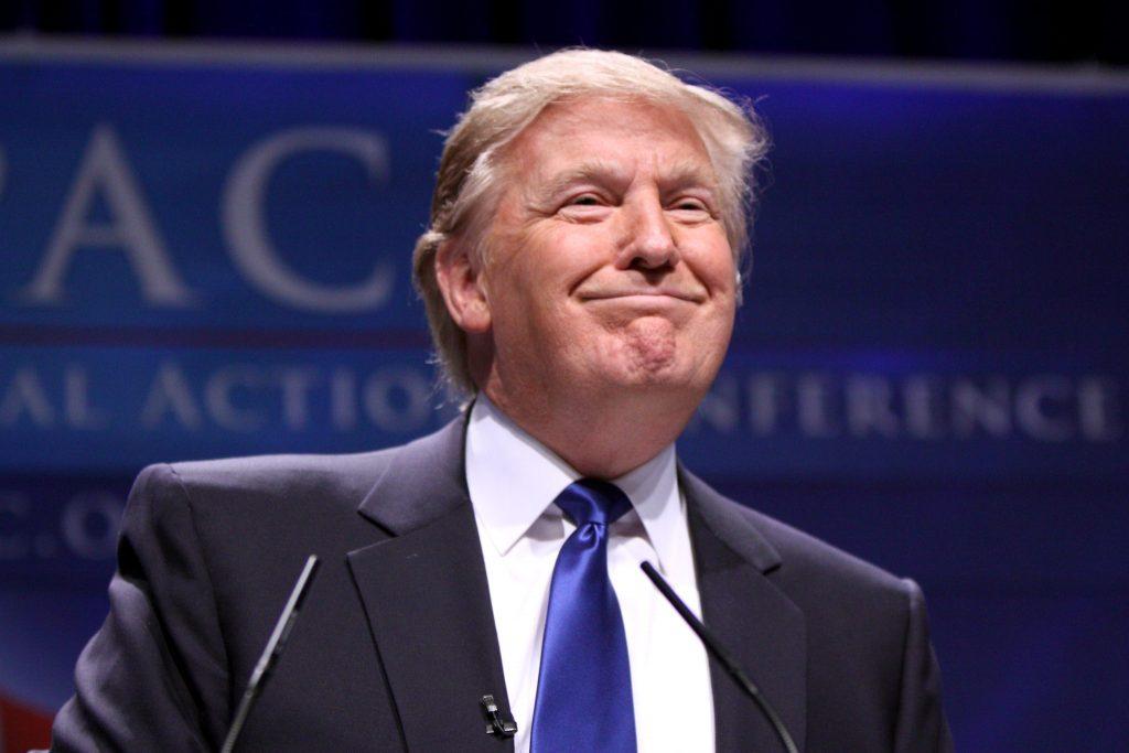 Trump lanzó una plataforma digital para burlar la censura de las Big Tech  ( Foto: EFE)
