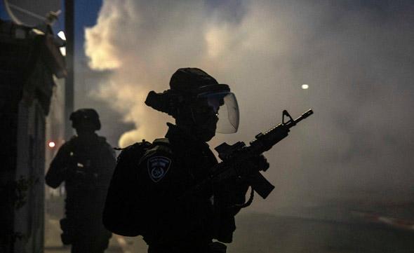 Durante el fin de semana, las FDI arrasaron un edificio que contenía activos terroristas y oficinas para la prensa asociada.