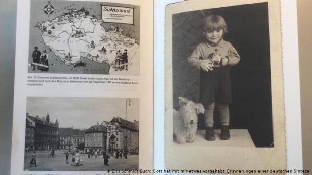 Lo más valioso que le quedó a Zilli Schmidt: una foto de su hija Gretel, asesinada en Auschwitz el 2.8.1944.
