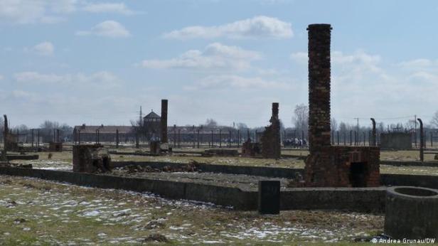 El campo de concentración Auschwitz-Birkenau.
